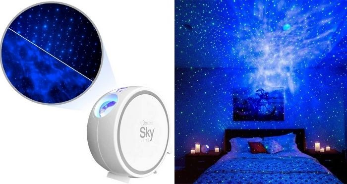 starry night sky projector