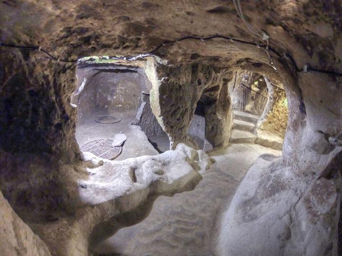 subterranean metropolis in cappadocia turkey photo by nevit dilmen