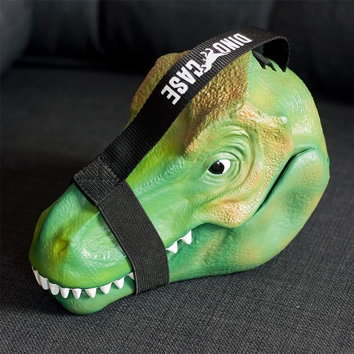 t-rex dinosaur lunch box