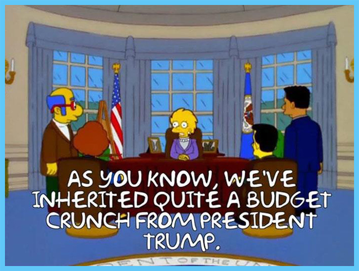 the simpsons prediction donald trumps presidency