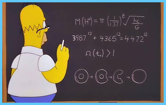 the simpsons prediction higgs boson god particle
