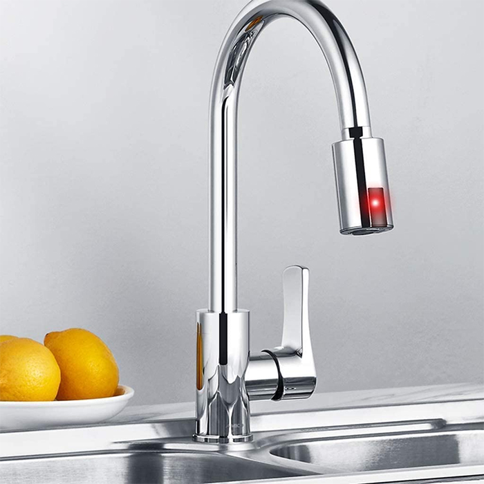 touchless automatic faucet motion sensor adapter