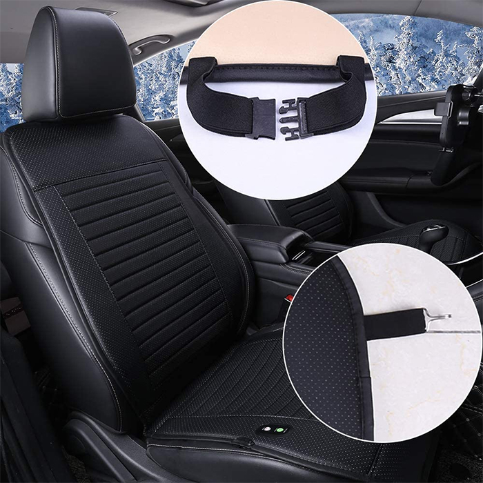 universal seat warmer black
