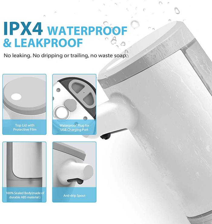 waterproof and leakproof plug