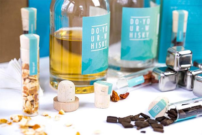 wine diy infusion kit