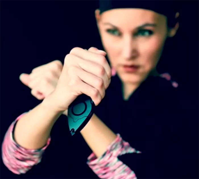 3-in-1 self-defense tool