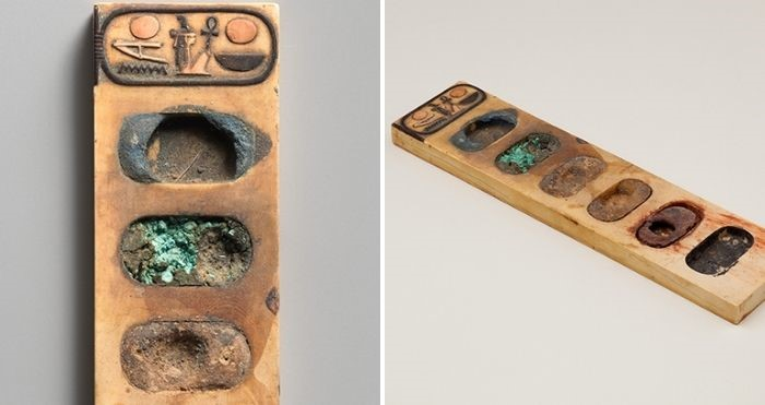 3,400-Year-Old Painting Palette