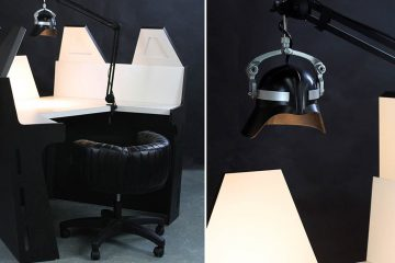 Darth Vader desk