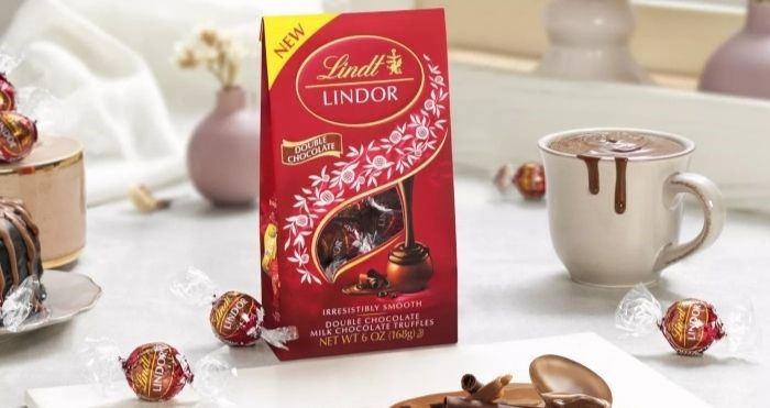 Lindt Lindor Double Chocolate