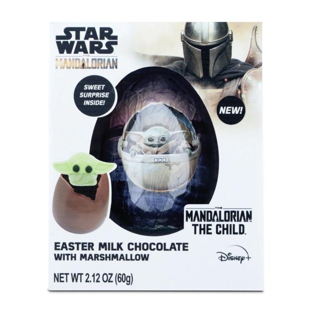 Star Wars Easter Egg packaging