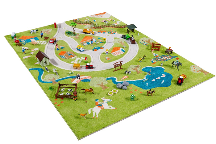activity playmat farm-inspired