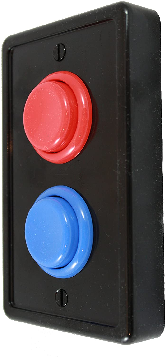 arcade light switch cover