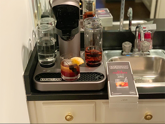 bartesian bartender at home