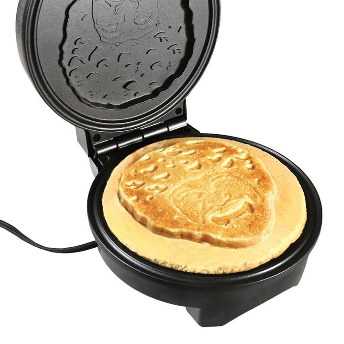 bob ross waffle maker kitchen appliance
