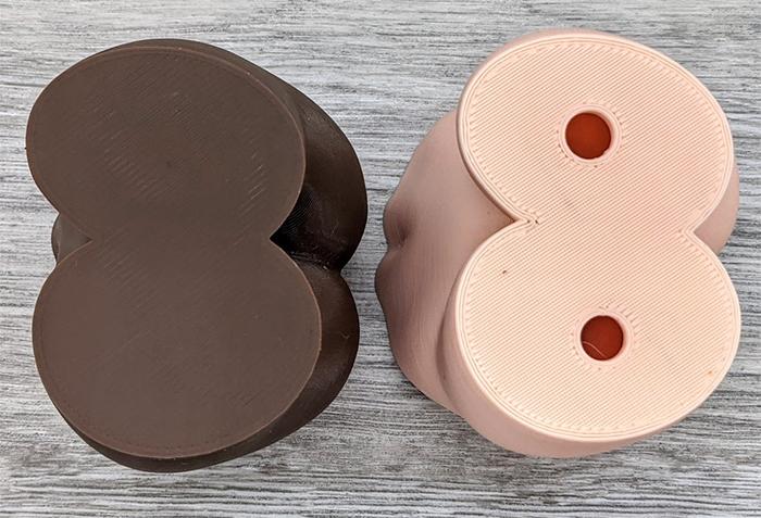 booty pots drainage holes