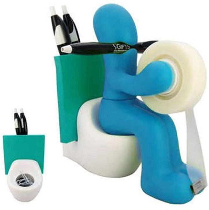 butt station desk accessory holder