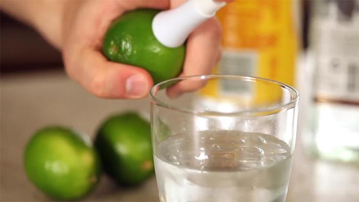 citrus spritzer drinks