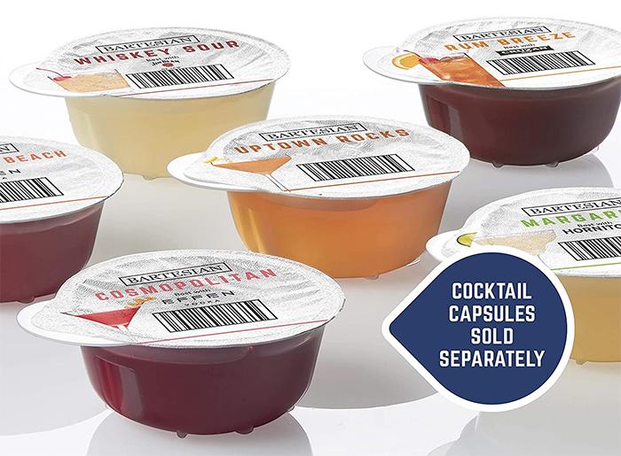 cocktail capsules