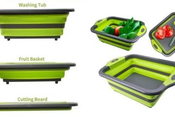 collapsible cutting board