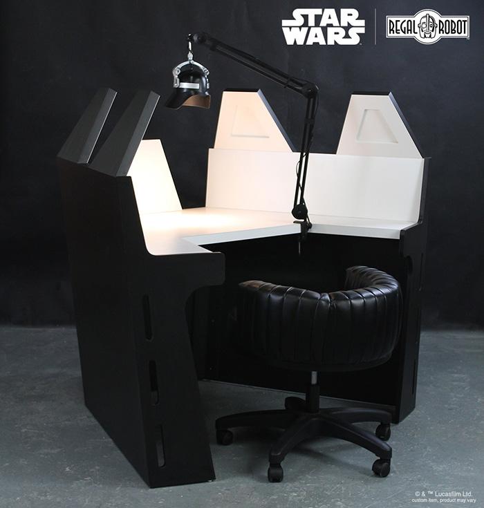 custom star wars themed table