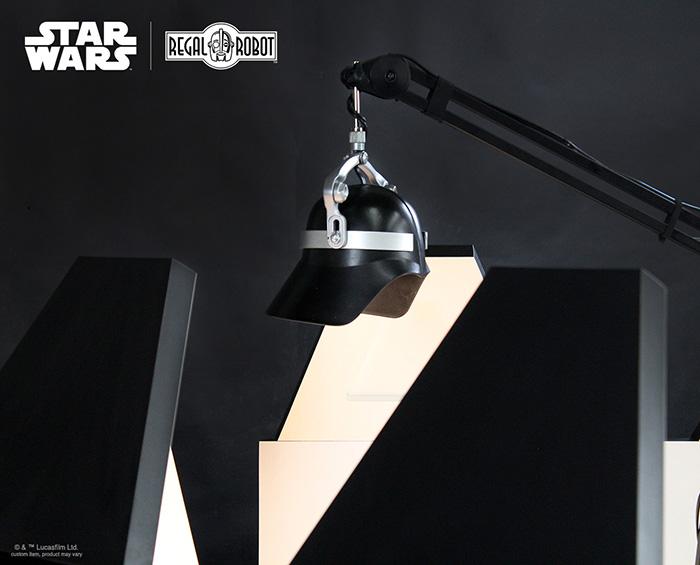 darth vader overhead desk lamp