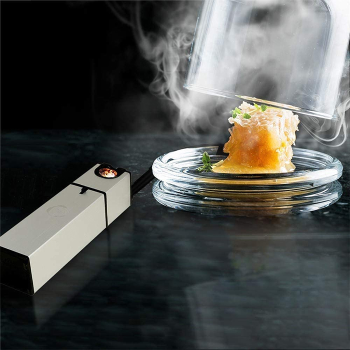 handheld food and drink smoking device