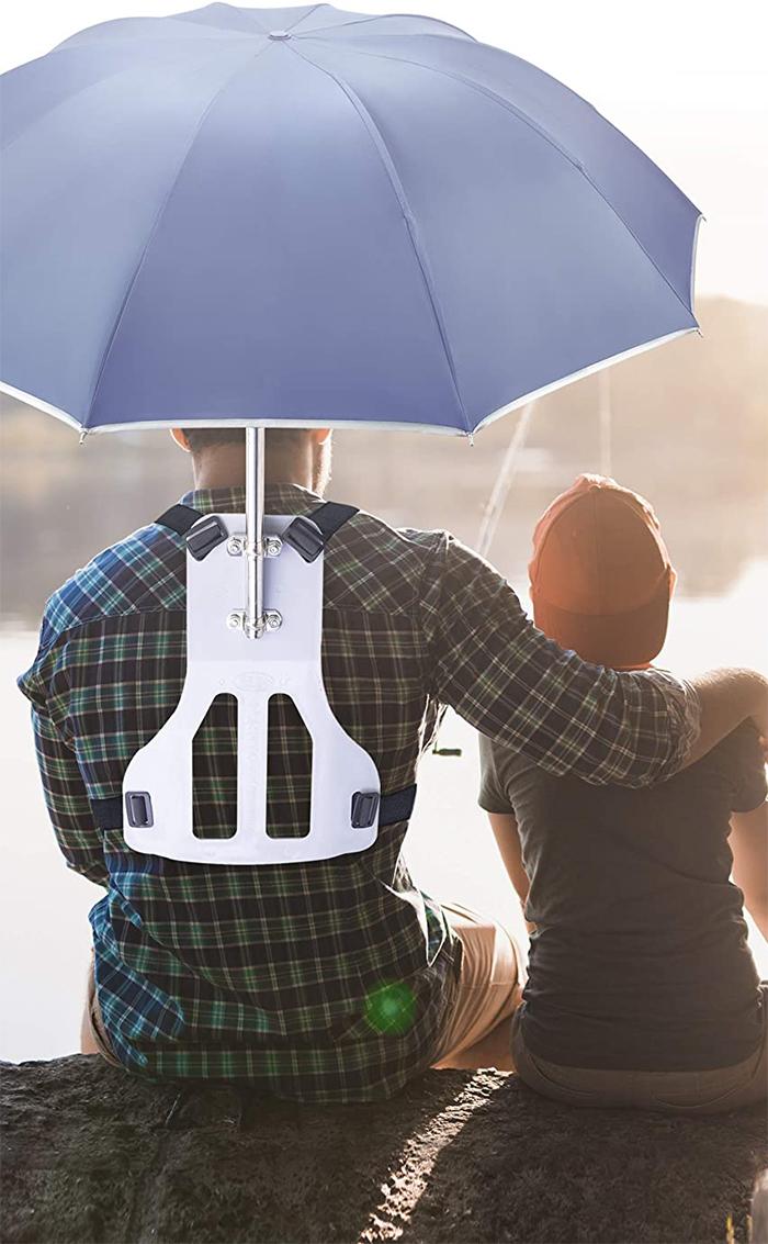 hands free umbrella