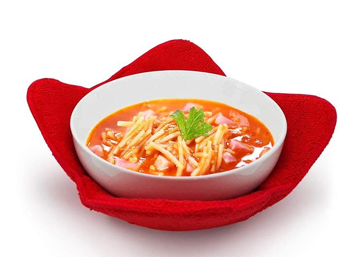 heat resistant dish holder