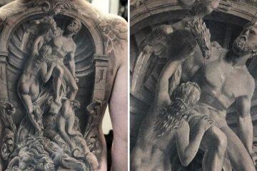 impressive tattoos