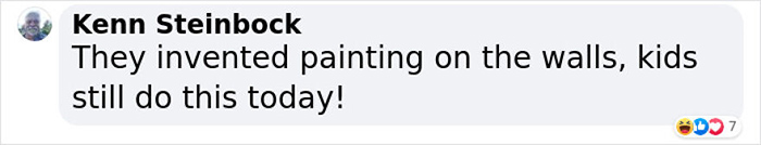 kenn steinbock facebook comment on ancient egyptian paint-mixing board