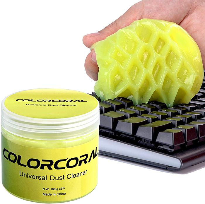 keyboard cleaning gel