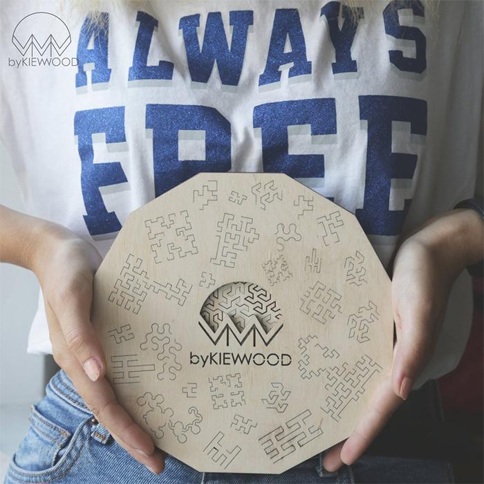 kiewood wooden puzzle