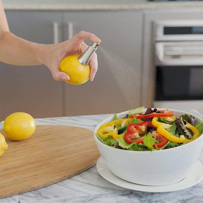 lemon juice sprayer
