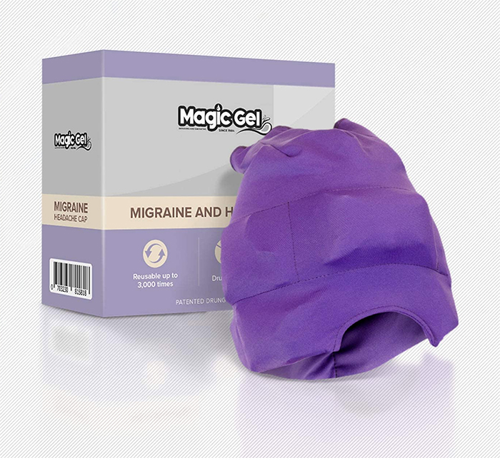 magic gel wearable cold compress