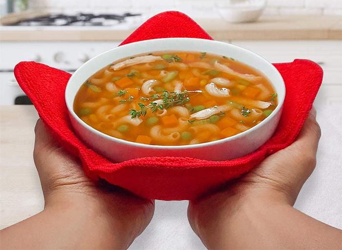 microwave bowl hugger heat resistant