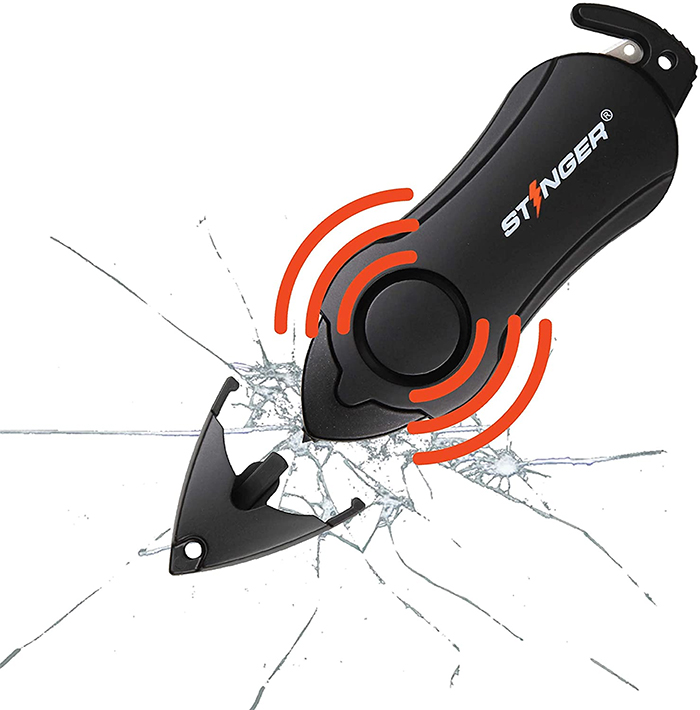 multi-purpose personal alarm device