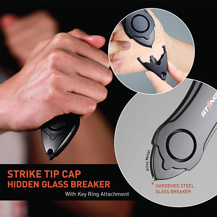 multi-purpose self-defense tool