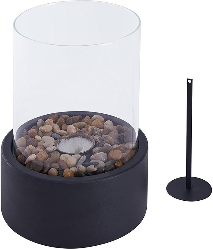portable flame lantern