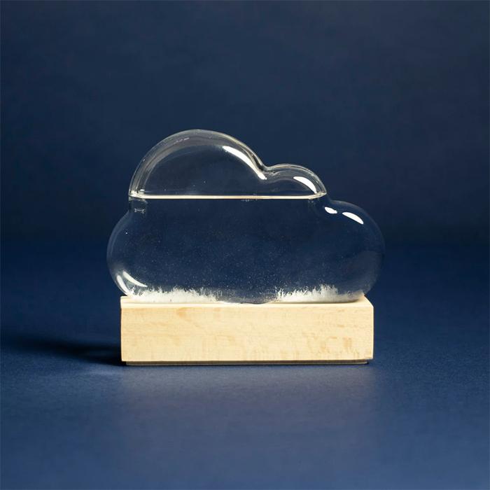 storm cloud weather predictor liquid