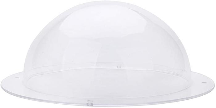 transparent acrylic dome