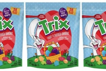 Trix Fruit-Flavored Snacks