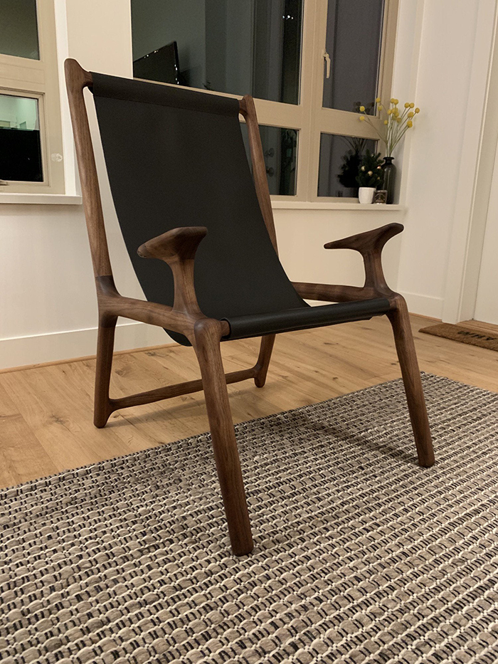 woodworking skills armchair