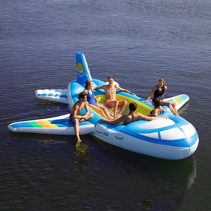 18 foot pool float aircraft design