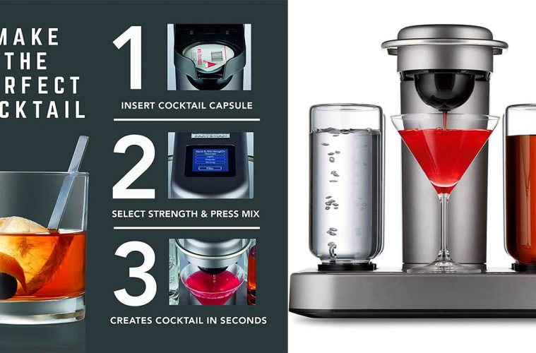 Cocktail machine