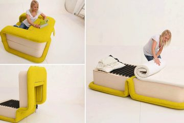 FLOP Multi-functional Armchair