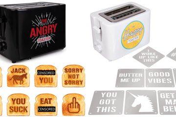 Impression toasters