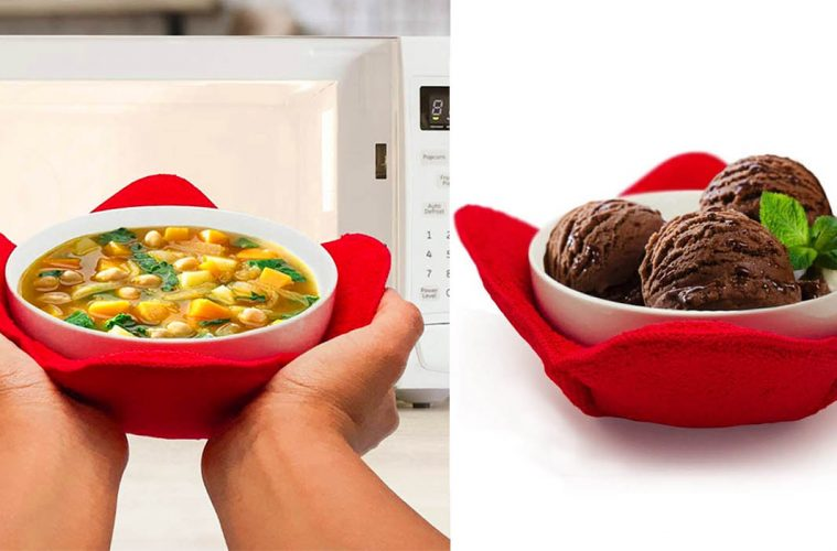 Microwave Bowl hugger