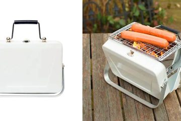 Mini Briefcase barbecue