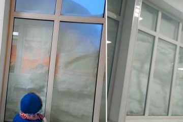 Norilsk Russia snow