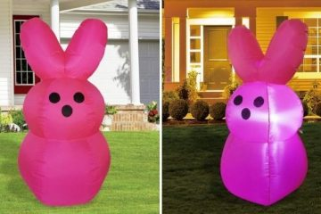 Peeps Inflatables